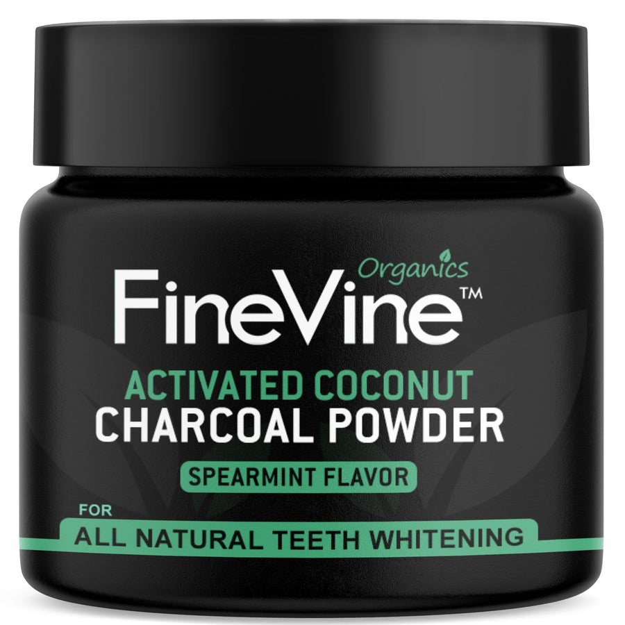 Teeth Whitening Powder Made in USA NATURALLY WHITEN TEETH