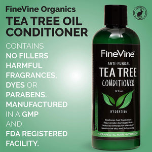 Best Tea Tree Oil Conditioner