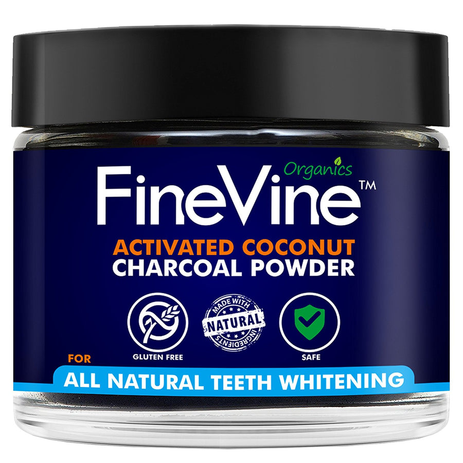Activated Teeth Whitening Charcoal - made in USA