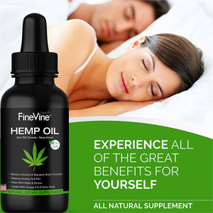 FineVine Hemp Oil Extract