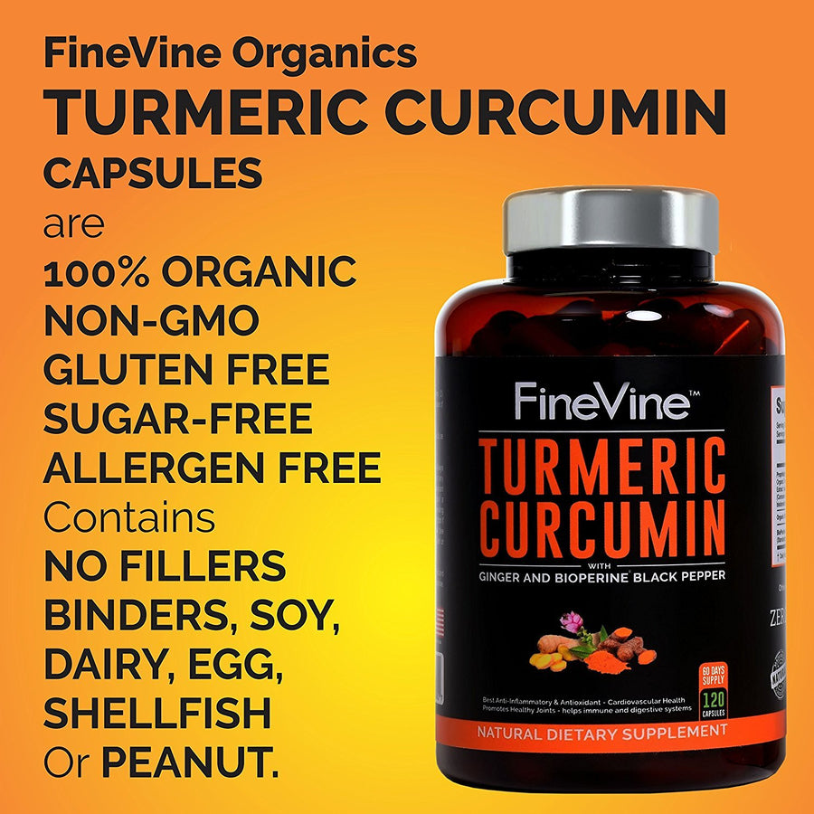 Turmeric Curcumin One Time Special Offer