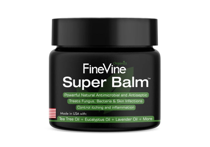 Antifungal Balm, Made in USA, Helps Treat Eczema, Ringworm, Jock Itch, Athletes Foot and Nail Fungal Infections, Best Ointment To Soothes Itchy, Scaly or Cracked Skin