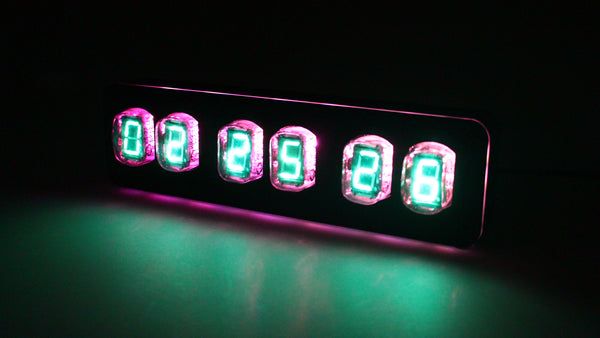IV22 VFD Tube Clock