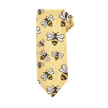 Load image into Gallery viewer, Bees Tie