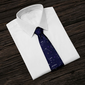 Connect The Dots Tie