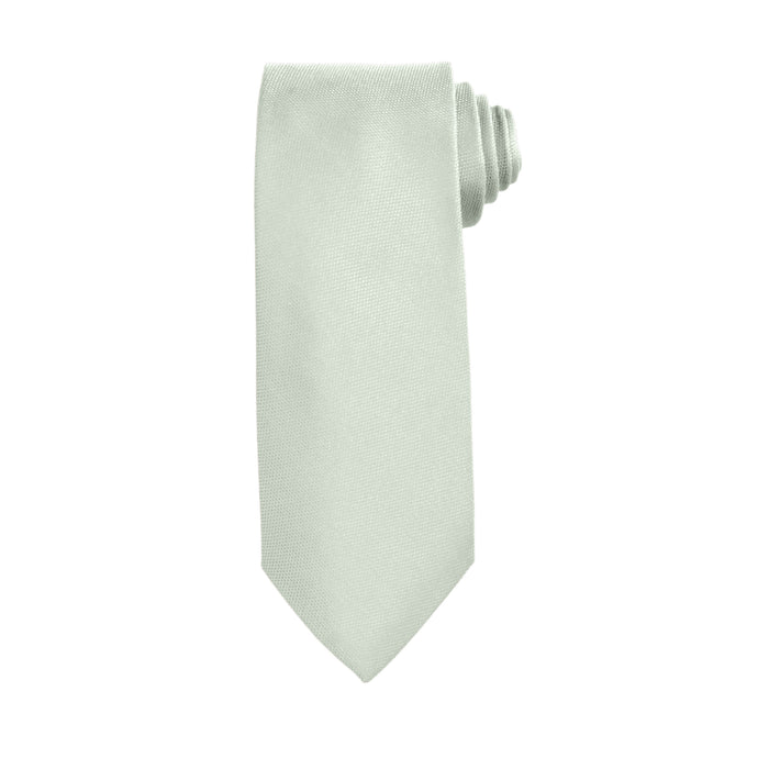 Light Green Business and Solid Tie