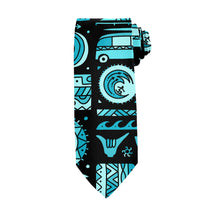 Load image into Gallery viewer, Fat Cat Navy Blue Tie