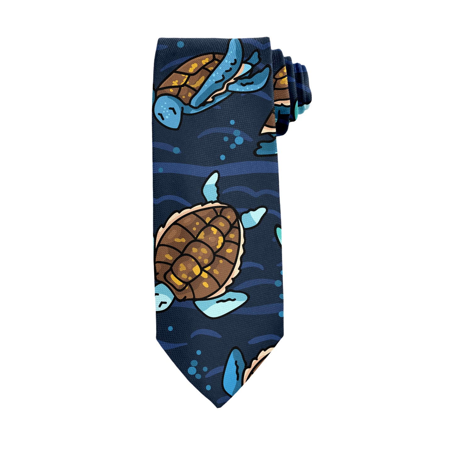 Squirtle Tie