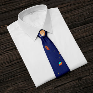 Space Ships Tie