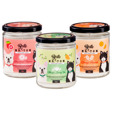 3 Pack: Pet Odor Eliminator Candles (13oz)