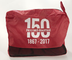 Limited Edition Record-Journal Travel Blanket with Carrying Bag