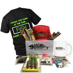 Legal Limit Bait Box - Half Price Monthly Bundle!