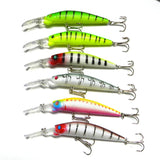 6 pack Big Game Fishing Lures