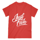 Ultra Cotton Just Fish Tee