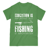 Exclusive Fishing is Importanter Tee