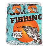 Fishing Bedding Set