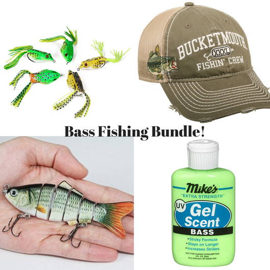 Bass Fishing Bundle 3