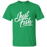 Just Fish Cotton T-Shirt