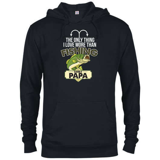 Love Being a Papa Hoodie