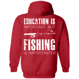 Fishing is Importner Hoodie