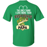 I Love Being a Papa T-Shirt