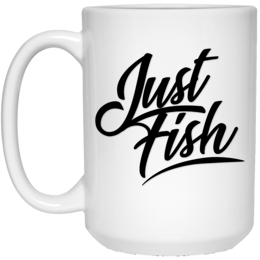 Just Fish 15oz Mug