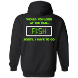 Time to Fish Hoodie