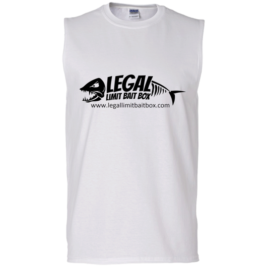 Legal Limit Ultra Cotton Sleeveless T-Shirt