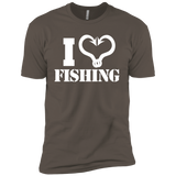 I Love Fishing Premium T-Shirt