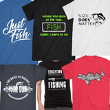 Fishing Tee of the Month Club!