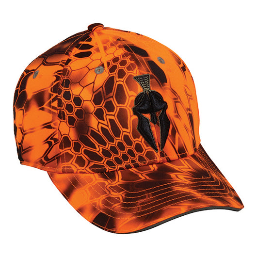 Kryptek® Inferno Orange Baseball Cap
