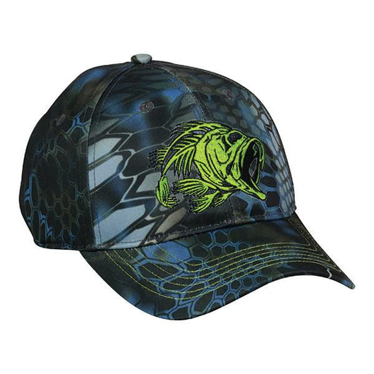 Kryptek® Neptune™ Fish Skull Hat