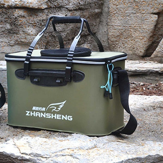 Portable Folding Fishing Bucket