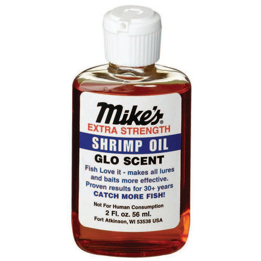 Mike's Glo Scent Bait Oil – Shrimp