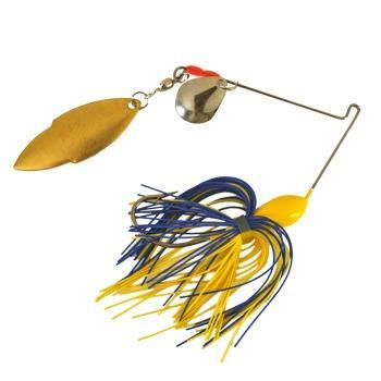 LEgal Limit Quality Spinnerbait - 1/2 OZ  5 Piece Set