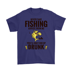 Fishing Advice Tee