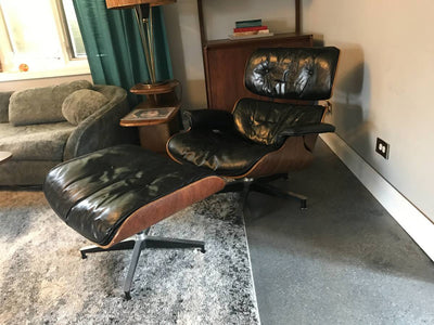 Brazilian Rosewood Eames Lounge Chair - Vintage Eames Chair!!