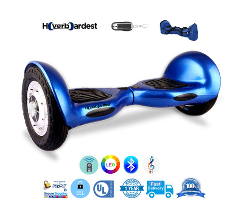 10 Inch Off Road Hoverboard with Bluetooth