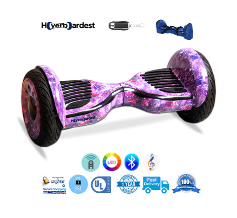 Rover Hoverboard for Off Road Ridding