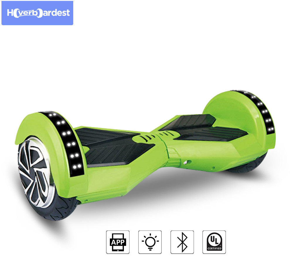 Hoverboardest lamborghini blue hoverboard with bluetooth speakers lamborghini green hoverboard xflitez Gallery
