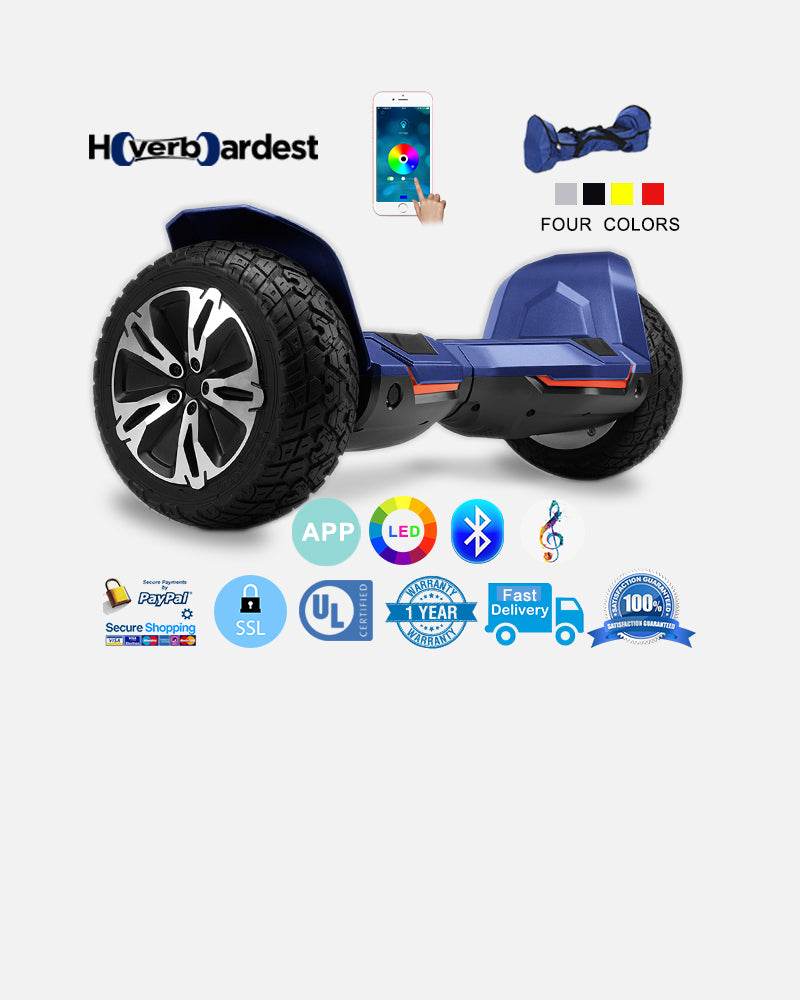 The Strongest Hoverboard
