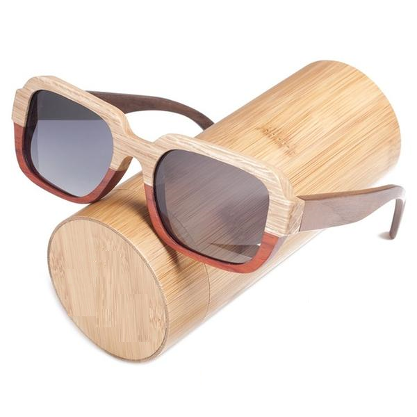 Beach Wood Sunglass