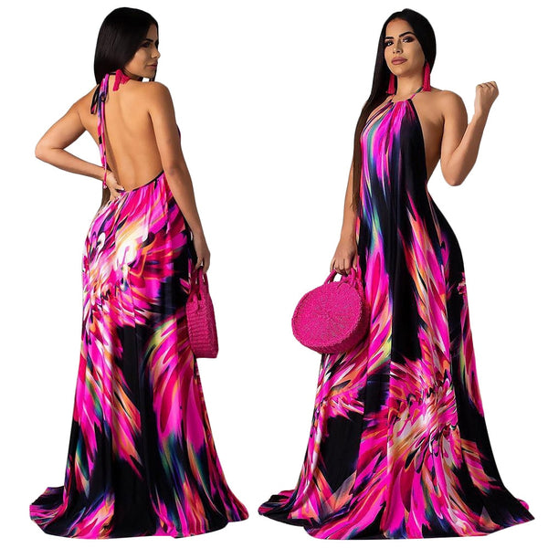 TRENDY DARE TO INSPIRE Floor Length Summer Dress