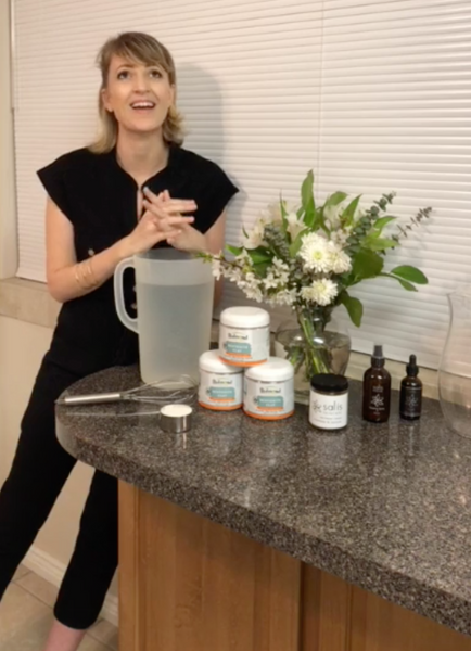 The Skin-Healing Power of Clay Water - Live Presentation