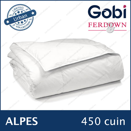 Relleno Nórdico Gobi-Ferdown Alpes