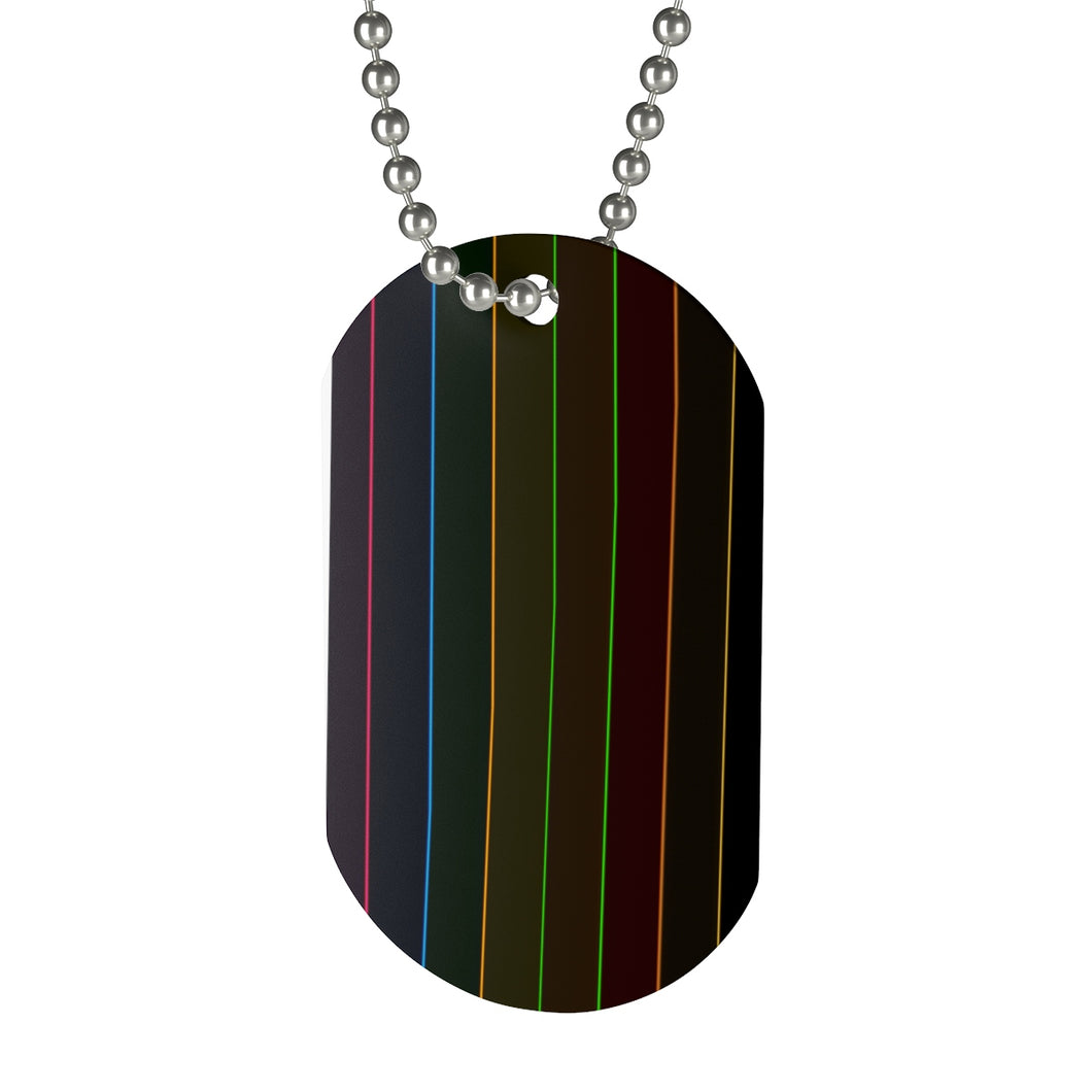PRIDE Tag (Black)