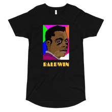 BALDWIN Pixel Art Long Body Urban Tee