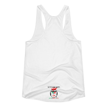 NEVER BLACK DOWN Women's Racerback Tank (Limited Edition)