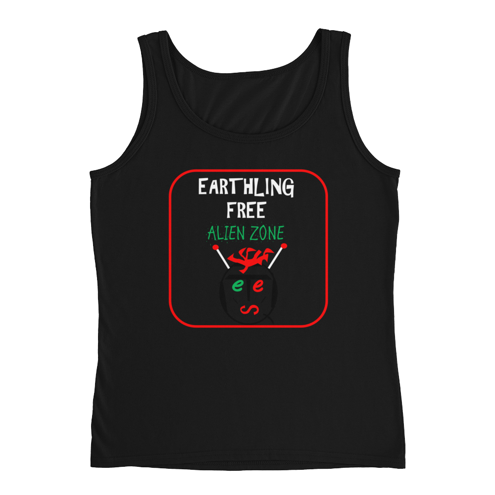 ALIEN ZONE Ladies' Tank