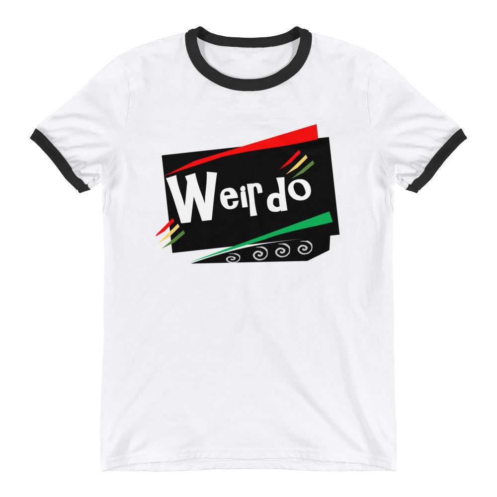 WEIRDO Ringer T-Shirt